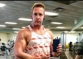 am a guy who is 28 and am in north Carolina am a gym constructor.